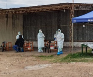 foto: Monte Caseros: se realizaron 28 nuevos hisopados y esperan resultados