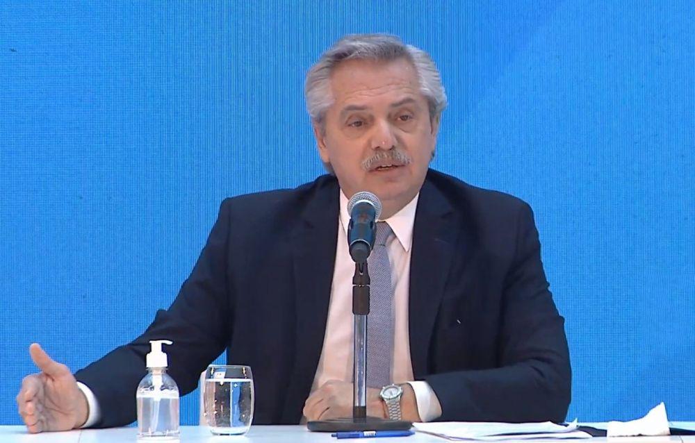 Fernández criticó a Macri: Dejaron el barco lleno de agujeros