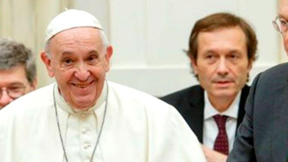 El Papa nombró a Béliz en la Academia Pontificia de Ciencias Sociales