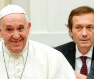 foto: El Papa nombró a Béliz en la Academia Pontificia de Ciencias Sociales