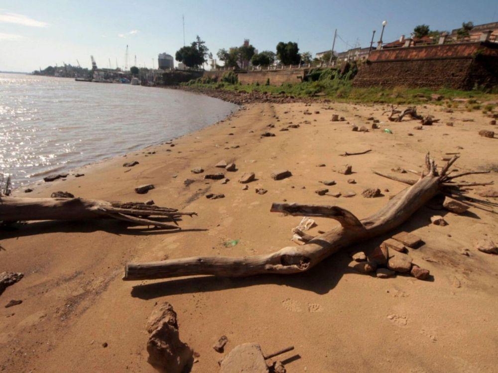 Misterio: hallaron un cuerpo a orillas del río Paraná