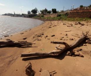 foto: Misterio: hallaron un cuerpo a orillas del río Paraná
