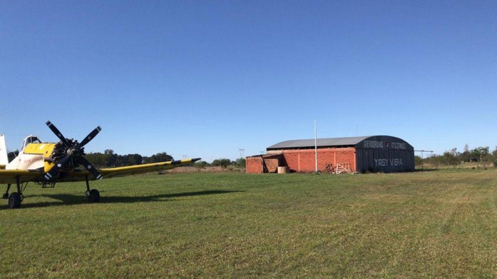 Provincia activó el recurso aéreo para el combate de incendios