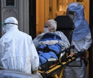 foto: Coronavirus en Argentina:el país superó los 13.000 muertos