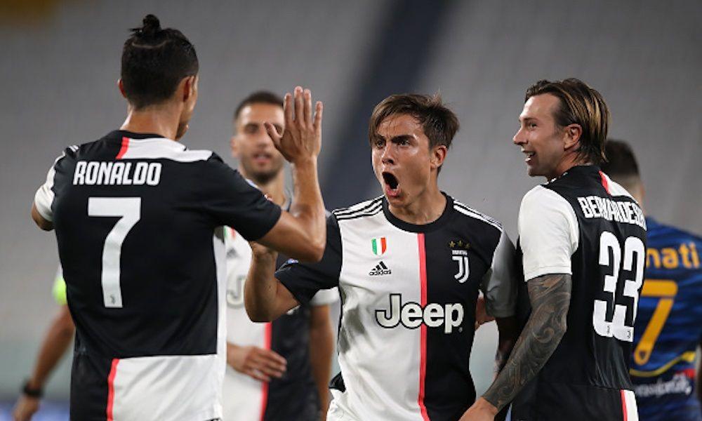 Con público: Juventus inicia hoy su defensa del título de Serie A