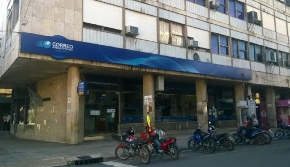 Por un paro, el Correo Argentino trabajará con horario reducido
