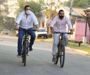 foto: Furor por las bicicletas de bambú: ahora estará disponible en el Iberá