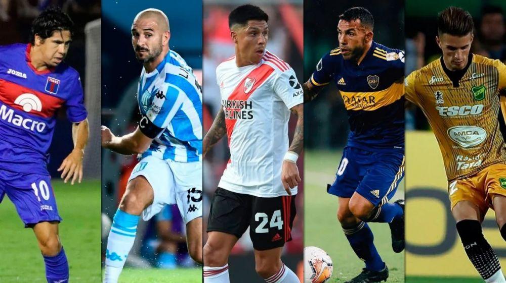 Se viene otra fecha de Libertadores: los partidos de los argentinos