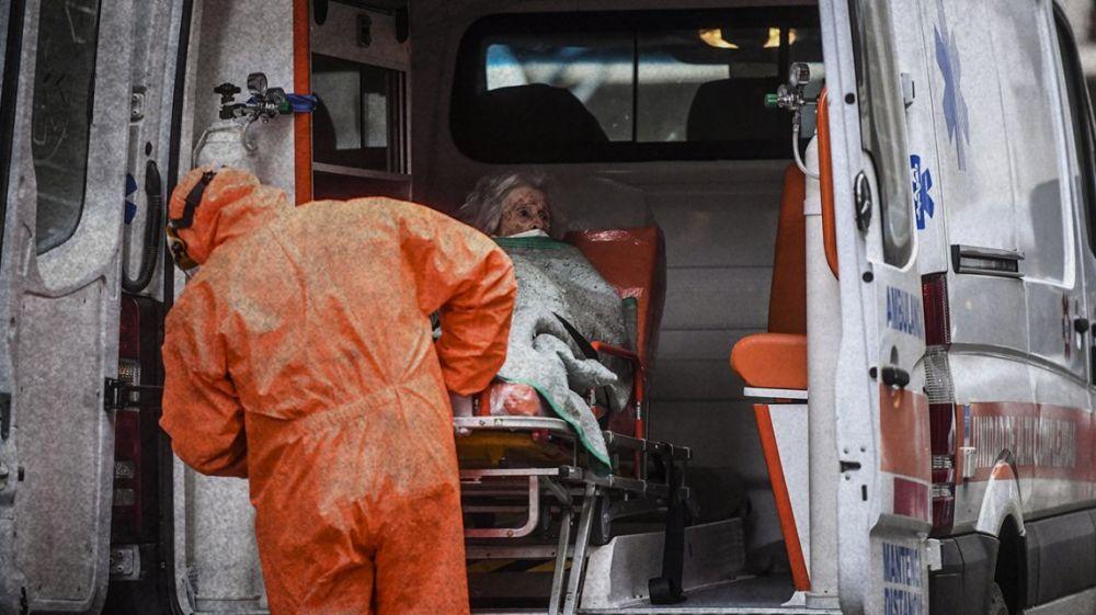 Trágico récord: se registraron 429 muertes en las últimas 24 horas