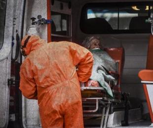 foto: Trágico récord: se registraron 429 nuevas muertes en las últimas 24 horas