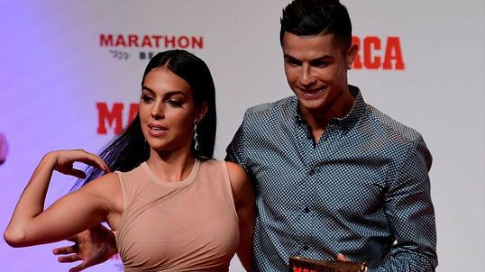 El anillo más caro del mundo que Cristiano Ronaldo le regaló a Georgina Rodríguez