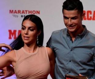 foto: El anillo más caro del mundo que Cristiano Ronaldo le regaló a Georgina Rodríguez