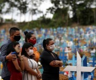 foto: Brasil aprueba la vuelta del público a las canchas de fútbol