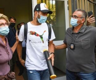 foto: Luis Suárez habría hecho trampa para obtener la ciudadanía italiana