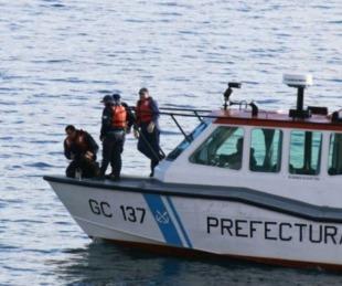 foto: Sigue la intensa búsqueda de los jóvenes desaparecidos en el Paraná