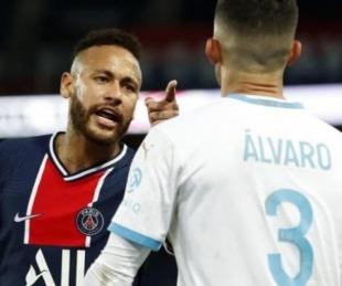 foto: Sorpresa: Neymar podría recibir 10 fechas de suspensión en Ligue 1