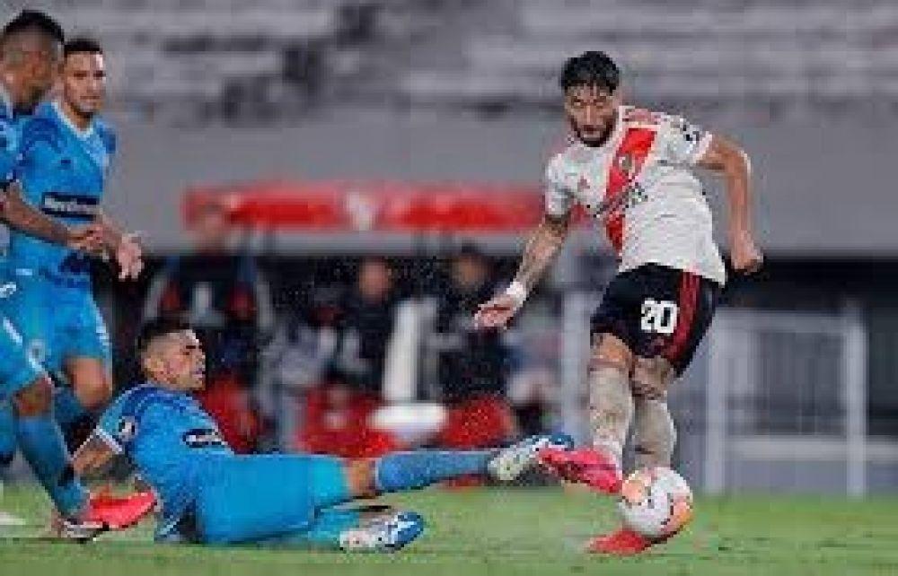 River viajó a Ecuador para un cruce clave por la Copa Libertadores