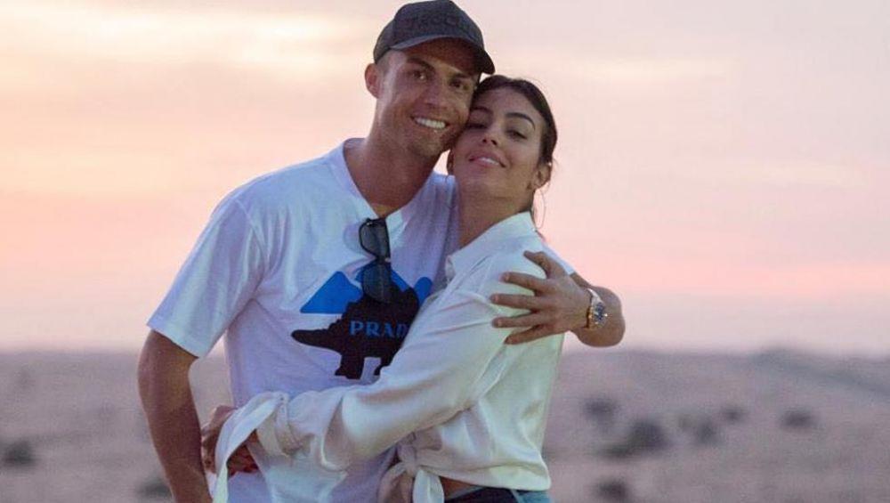 El anillo más caro del mundo que Ronaldo le regaló a Georgina Rodríguez