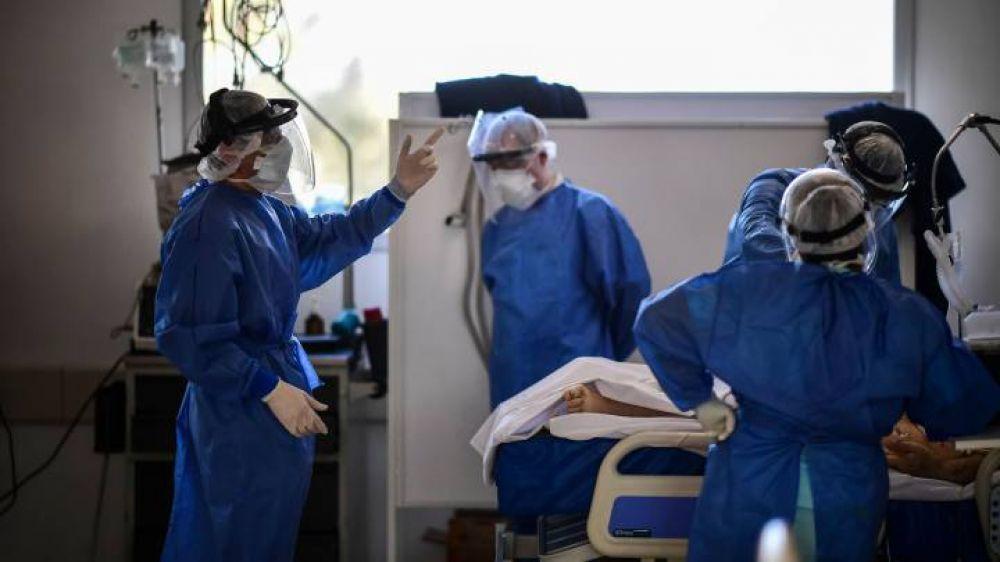 El Gobierno Nacional informó 470 nuevas muertes por coronavirus