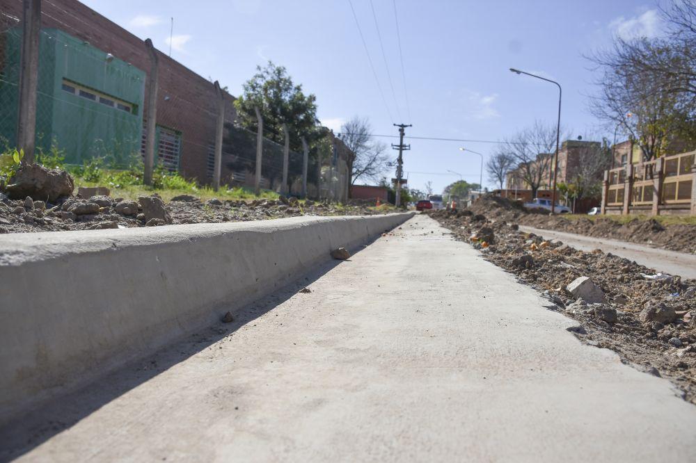 Las obras del San Gerónimo beneficiarán a 800 familias