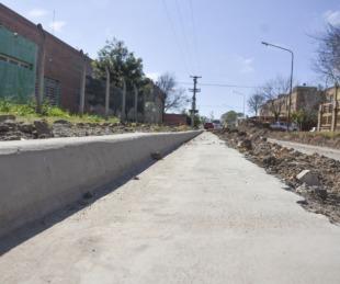 foto: Las obras del San Gerónimo beneficiarán a 800 familias