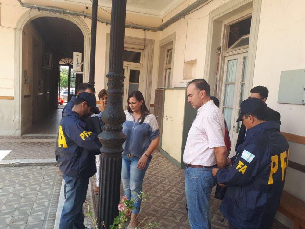 Perugorría: Condenaron a 5 y 8 años de prisión a dos ex intendentes