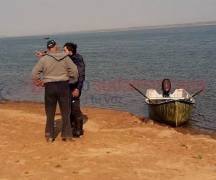 foto: Buzos de Prefectura y seis unidades navales buscan a los cuatro jóvenes