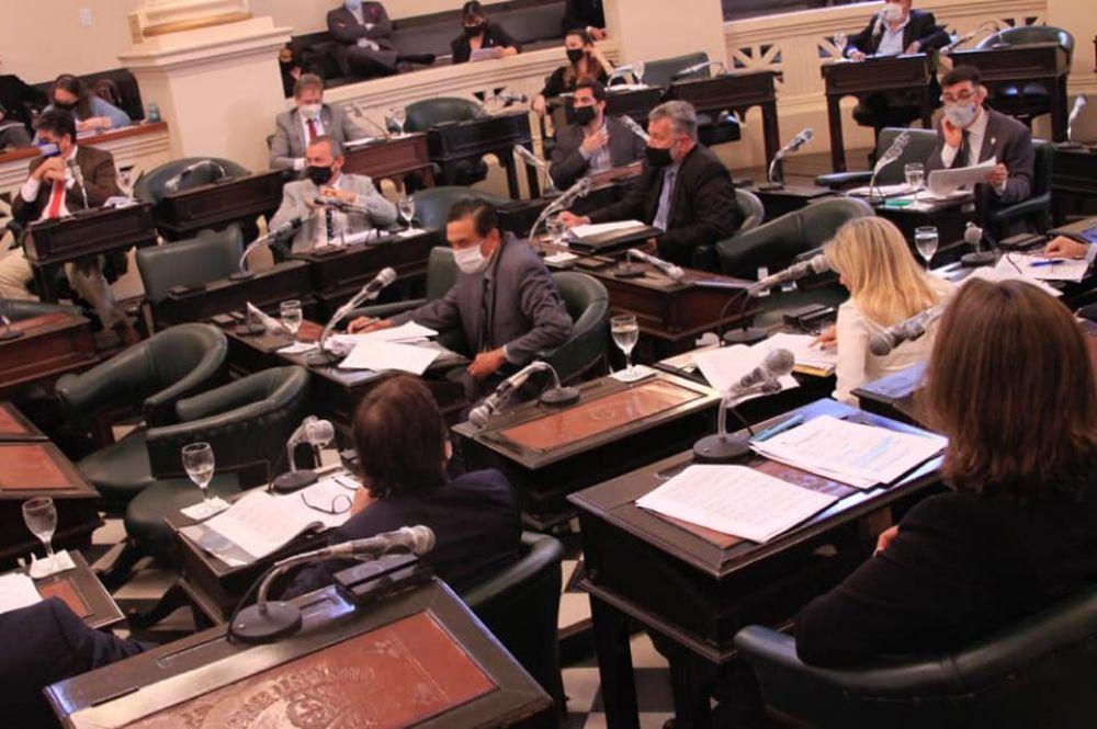 Diputados avanzó con distintos proyectos de salud y modernización