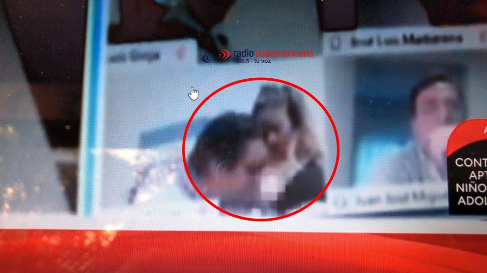 Escándalo: escena sexual de un diputado en pleno debate virtual