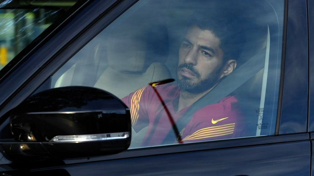 Atlético de Madrid oficializó la llegada de Luis Suárez