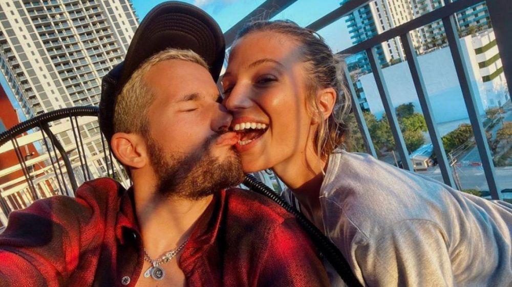Ricky Montaner le habría pedido casamiento a Stefi Roitman