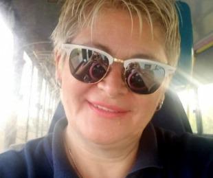 foto: Colectivera correntina que abrazó su profesión y continuó en Zárate