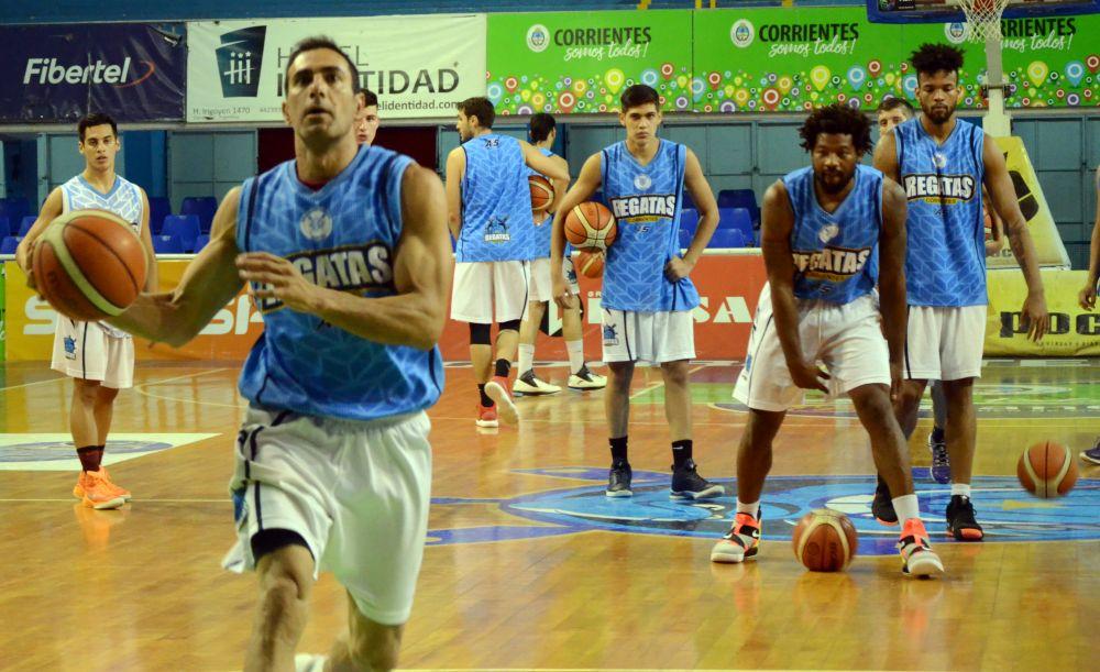 Autorizaron a equipos de básquet para volver a los entrenamientos