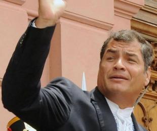 foto: Ecuador: piden la captura de Rafael Correa, condenado por corrupción
