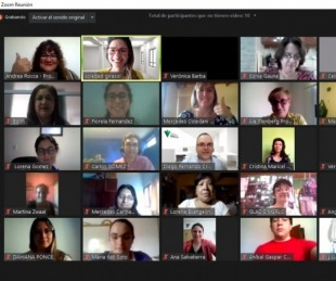 foto: Brindan capacitaciones sobre aprendizaje digital para docentes