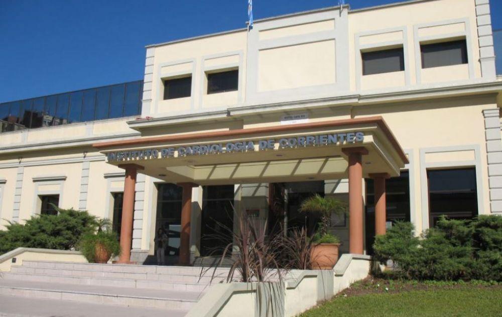 El Instituto Cardiológico retoma sus actividades a partir del lunes 28