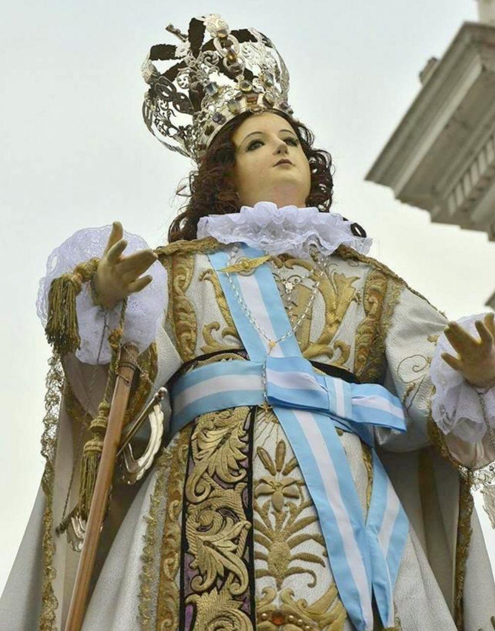 Corrientes celebra hoy a su patrona Nuestra Señora de la Merced