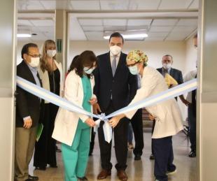 foto: Provincia inauguró refacciones y un moderno resonador magnético
