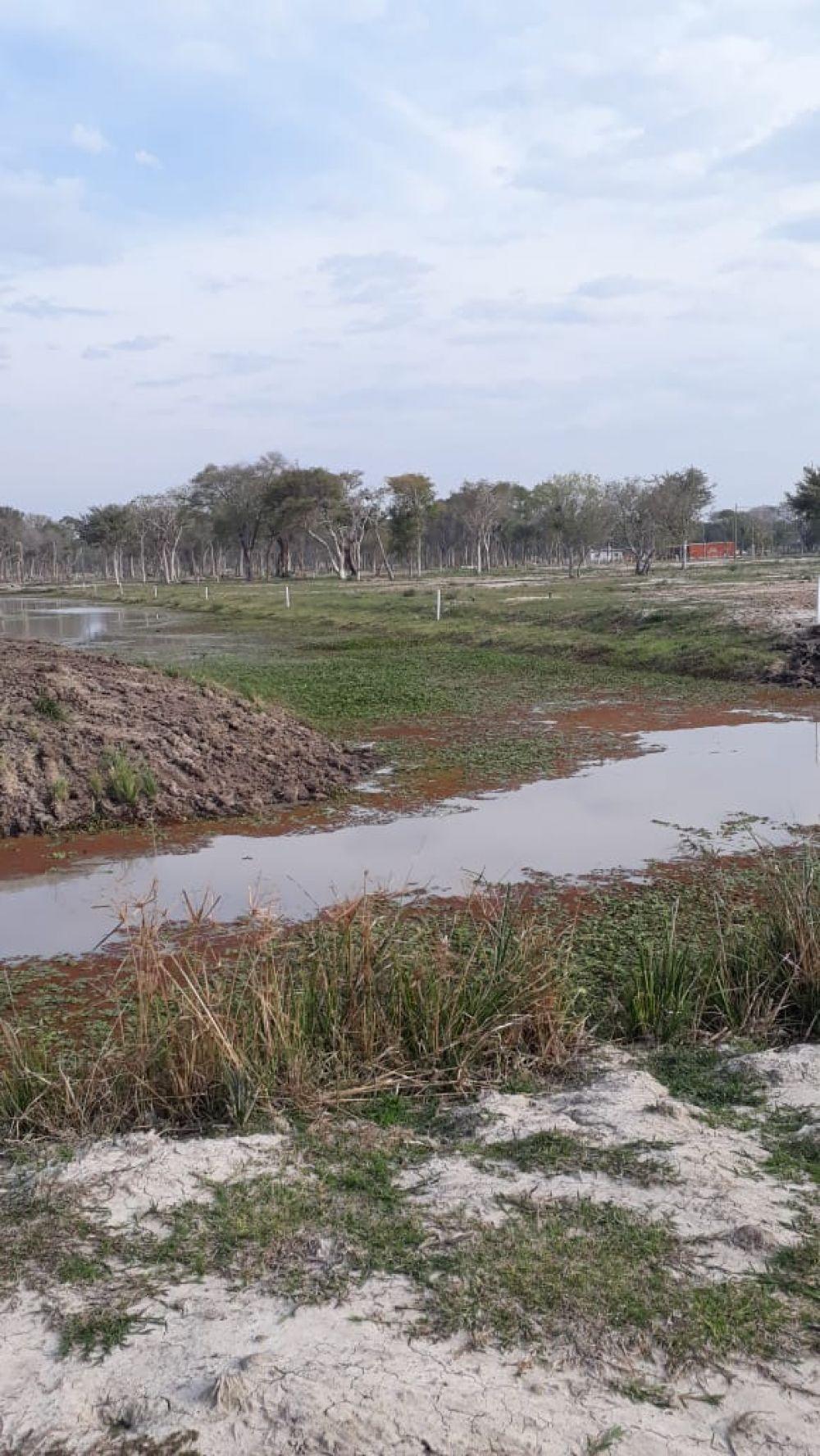Laguna Brava: Por un dictamen el ICAA se ordenó paralizar las obras
