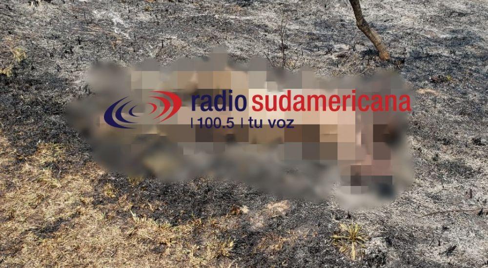 Sofocaban un feroz incendio y encontraron el cuerpo de una mujer