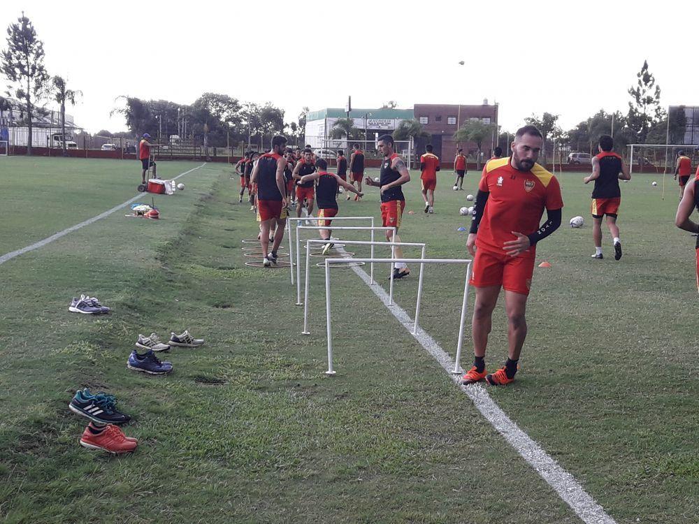 Vuelta a los entrenamientos: La prioridad es el deporte profesional