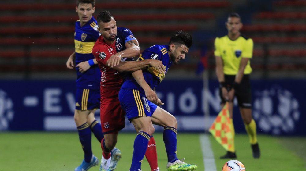 Boca venció al DIM y puso un pie en los octavos de la Libertadores