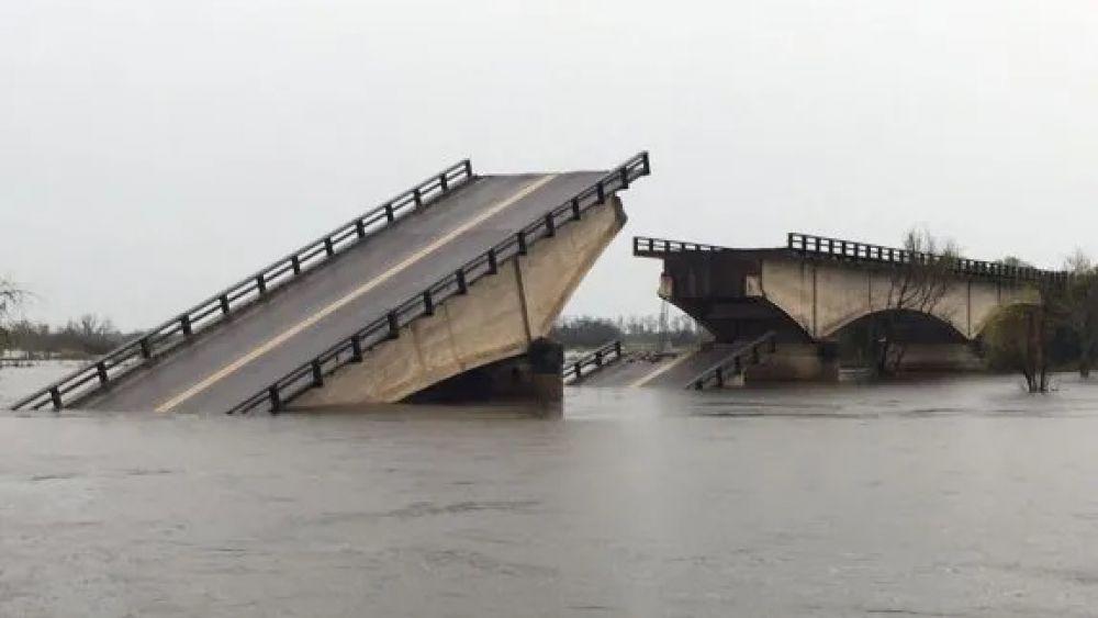 Oficial: el puente Esquina-Goya se habilitaría en abril de 2021