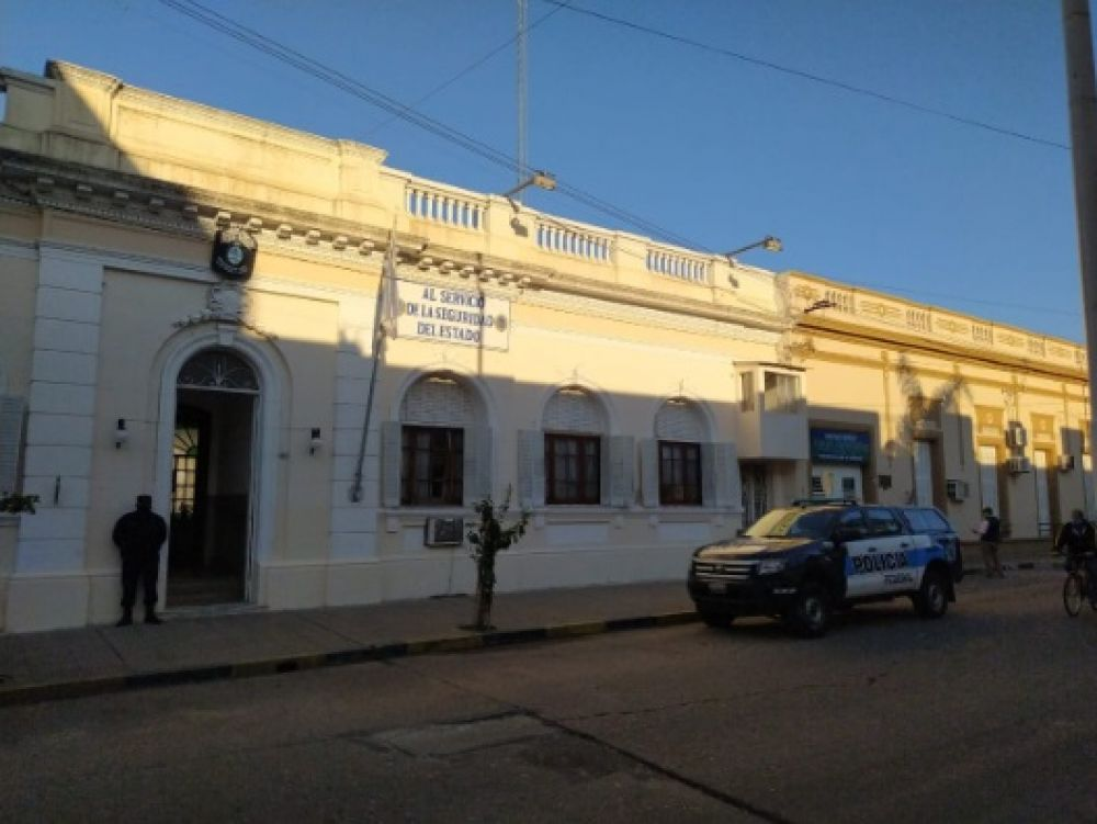 Goya: Policía Federal incautó más de $500 mil sobre Ruta 27