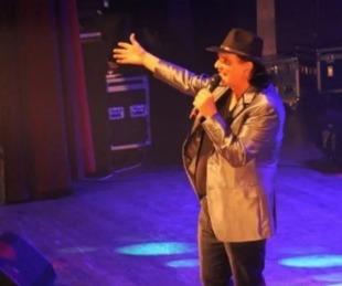 foto: Falleció el reconocido cantautor Rolando Percy