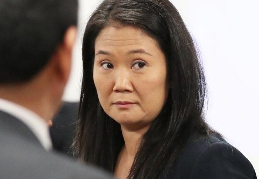 Perú: Fujimori regresó a la política desde su prisión domiciliaria