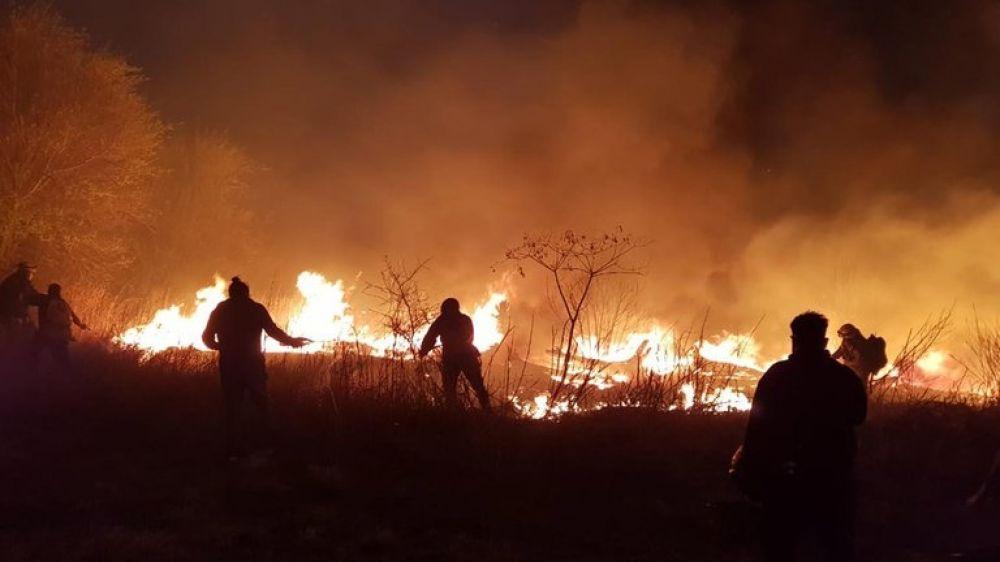 Incendios en Córdoba: dos personas murieron a causa de las llamas