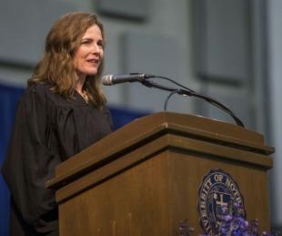foto: Trump nombraría a la conservadora Amy Coney Barrett en Corte Suprema