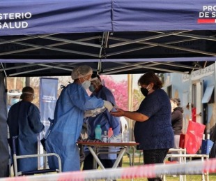 foto: Santa Fe: analizan derivar pacientes contagiados a Buenos Aires
