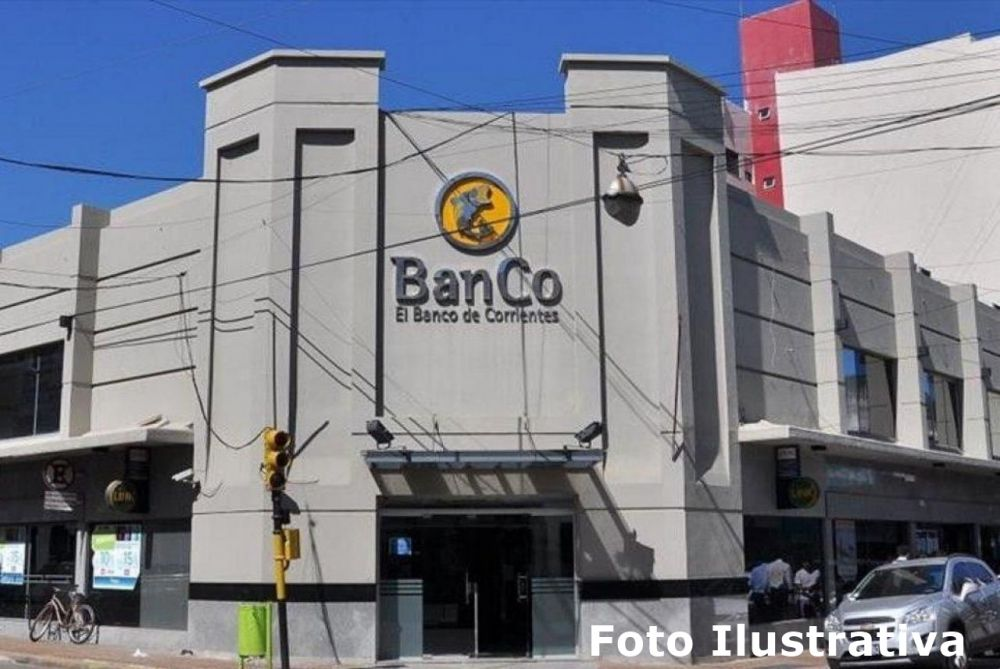 Banco de Corrientes: un empleado habría dado positivo a coronavirus